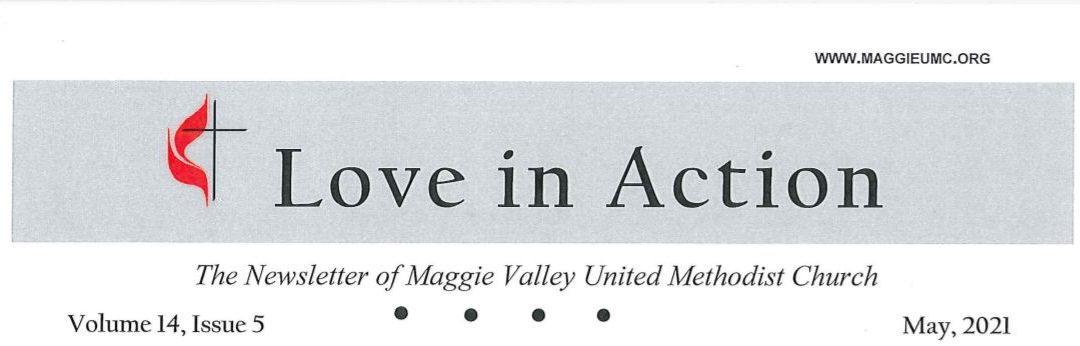 May 2021 Love In Action
